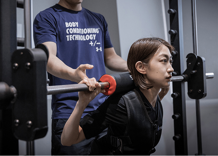 BCT銀座 / EMSトレーニング